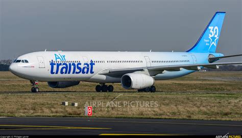 c gcts air transat airbus a330 300 at charles de gaulle photo id 867682 airplane