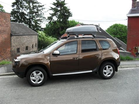 coffre de toit pour duster dusterteam forum dacia duster 4x4 suv crossover dacia by renault 4x4 low cost