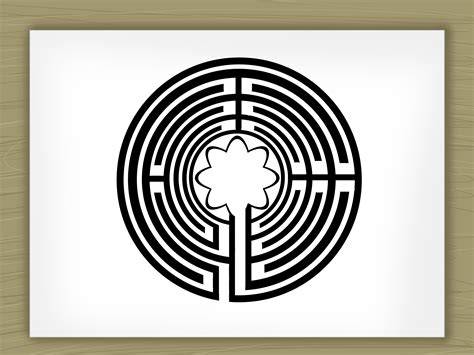 draw  labyrinth  steps  pictures wikihow