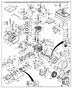 4 H Small Engine Diagram