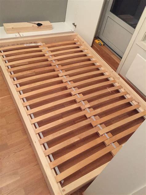 Dreibein Le Ikea by Lit Escamotable Ikea Diy Avec Une Armoire Pax