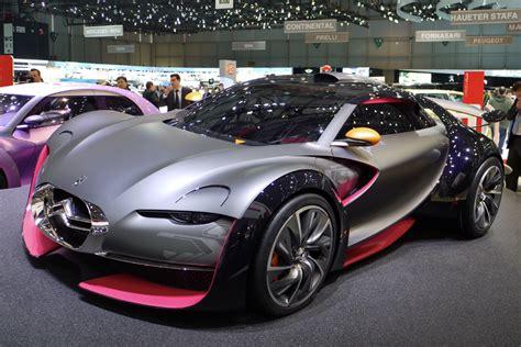Citroen Survolt Car Design News