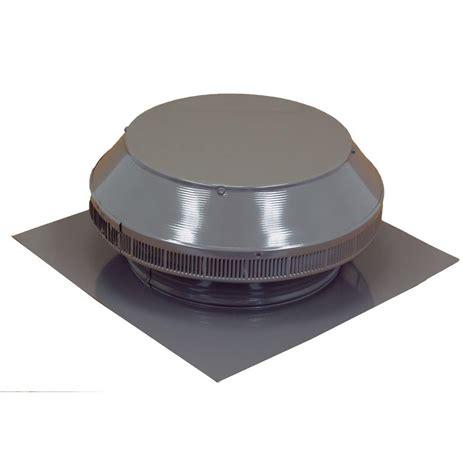 attic fan louver cover active ventilation 12 in dia aluminum roof louver exhaust