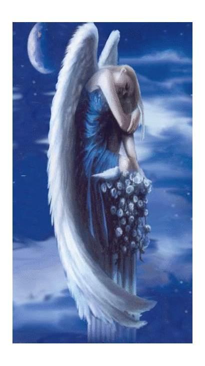 Angel Screensavers Angels Screensaver Wallpapersafari Christmas Demons