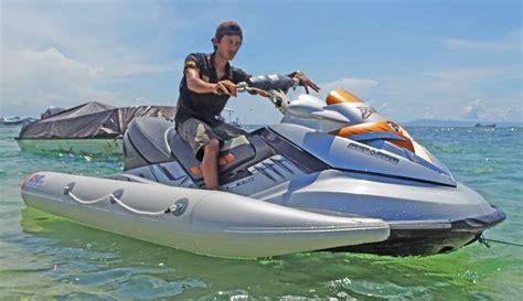 Small Boat Vs Jet Ski by Dockitjet Quot Open Water Quot Rib Sponson Kits
