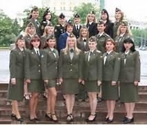 DMP-F39 FEMALE RUSSIAN...Russian Female Soldiers