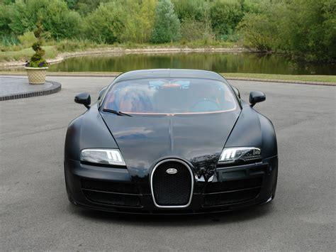 2011 Bugatti Veyron Super Sport 'sang Noir' Review