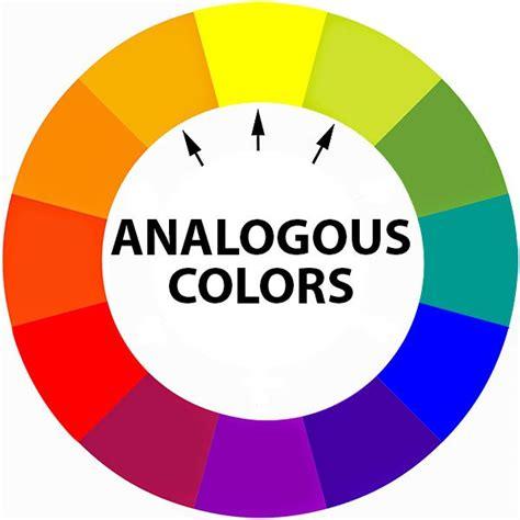 analogous color scheme definition lessons teresa bernard paintings