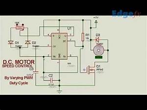 Pwm Dc Pulse Motor Controller Circuit Under Repository