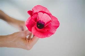 Papierblumen Basteln Anleitung : 1001 ideen wie sie papierblumen basteln k nnen ~ Orissabook.com Haus und Dekorationen