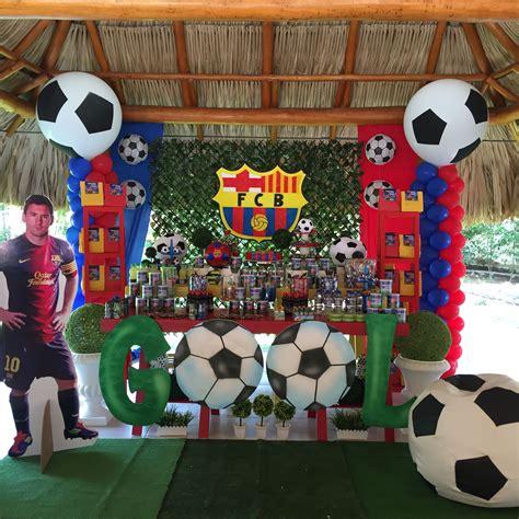 barcelona birthday fiesta barcelona soccer barcelona