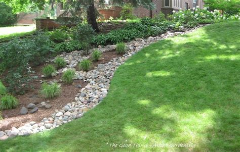 landscaping ideas for water runoff 17 best images about dry creeks on pinterest stream bed the grass and landscapes