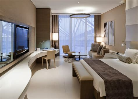 desain rumah tebaru  desain kamar tidur ala hotel
