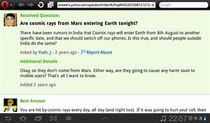 Cosmic Rays Entering Earth From Mars 2nite.pls Switch Off ...