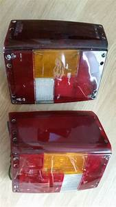 Sold Sold Range Rover Classic Rear  Tail Lights  Pair