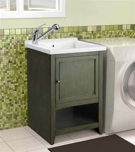 Utility Sink In Cabinet by Utility Sinks With Cabinet Search Ideas For The