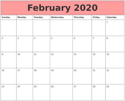 february calendars work