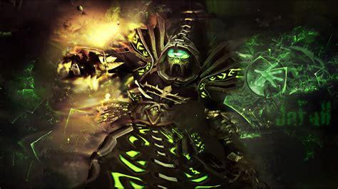 World Of Warcraft Undead Wallpaper Destiny Warlock Wallpaper Wallpapersafari