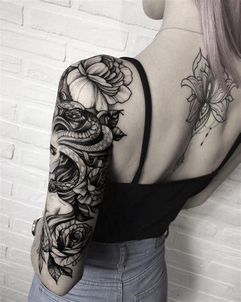 pin  aileen mendoza  future tattoos full sleeve