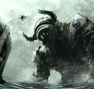 Colossus 12 - Pelagia by Daniel-Aubert on DeviantArt