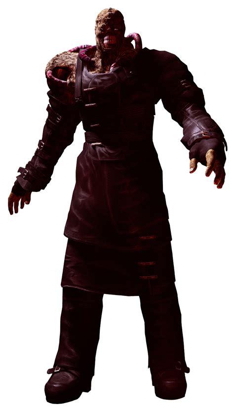 evil nemesis resident villains villain wikia