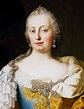 Portrait of Empress Maria Theresa of Austria... Pictures ...