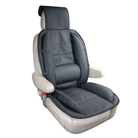 siege ergonomique pour voiture couvre siège confort norauto trajet noir norauto fr