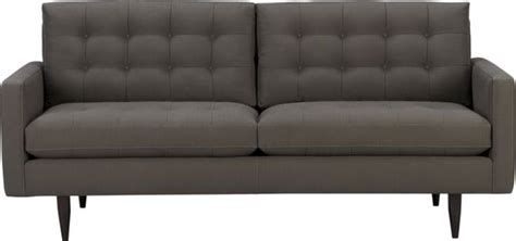 crate and barrel petrie sofa replacement cushions petrie apartment sofa furniture crate and barrel and