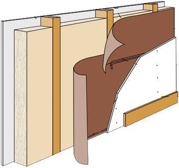 isolation des murs par l int 233 rieur tutoriel