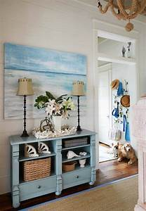 Elegant Home That Abounds With Beach House Decor Ideas