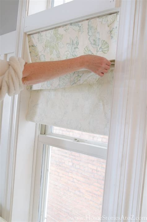 how to make blinds how to make faux shades