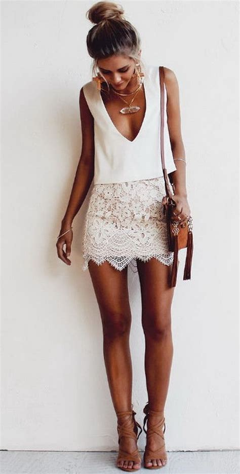 Summer time date night outfit u2013 minus the giant earrings | w ... | Stygoogle