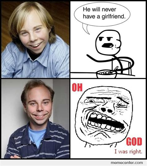 He Will Never Have A Girlfriend Meme Generator - he will never have a girlfriend by ben meme center