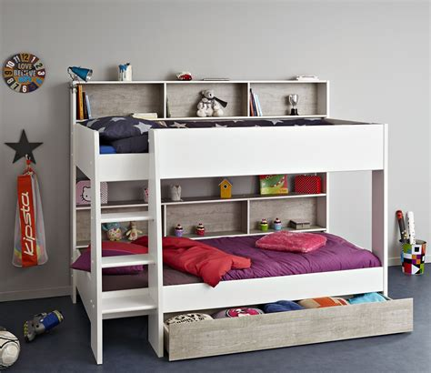 taylor bunk bed  drawer  children kids  sa
