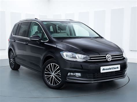 New Volkswagen Touran Cars For Sale  Arnold Clark