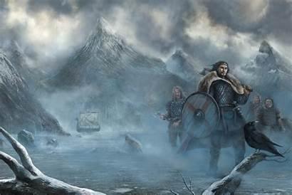 Viking Theme Desktop Backgrounds Wallpapers Vikings Fantasy