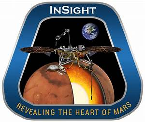 NASA InSight Mars lander mission patches - collectSPACE ...