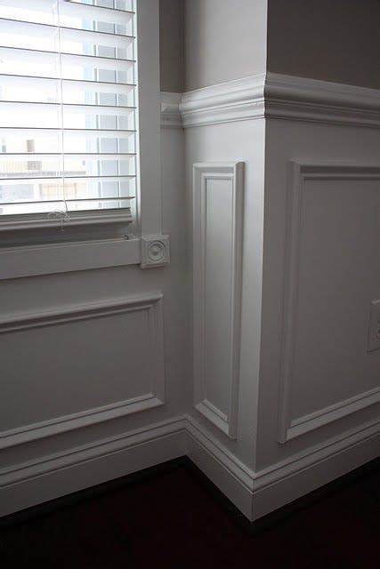 Great Molding  Chair Rail  Home Design Pinterest