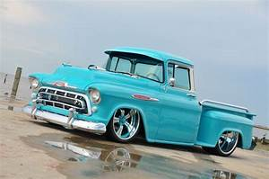 1957 Chevy Truck Interior Colors