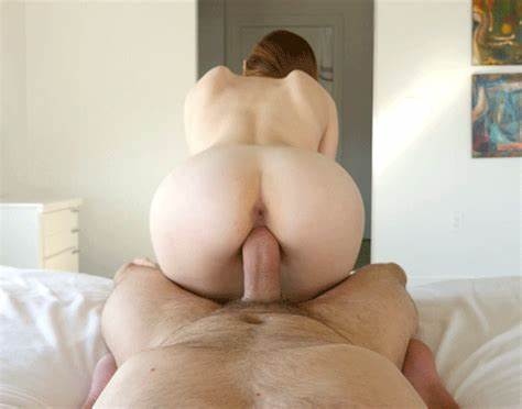 Great Amateur Pigtails Riding Sex
