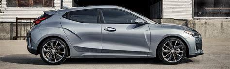 hyundai veloster model trim options   turbo