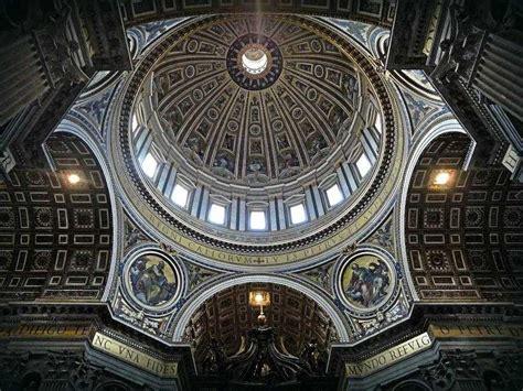 quanto è alta la cupola di san pietro cupola di san pietro tutte le info per vedere roma dall