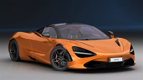 2019 Mclaren Models by Mclaren 720s 2019 S Model Turbosquid 1335422