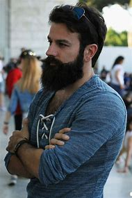 Mountain Men with Beards Hairstyles