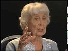 Betty Garrett-- Rare 2007 TV Interview - YouTube