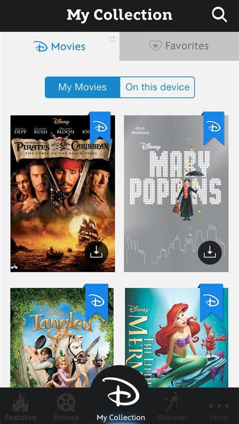 disney movies  app  lets  pause  resume downloads iclarified