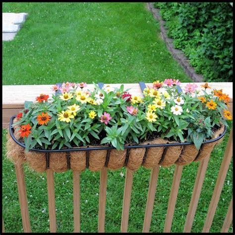 plant pots for sale deck rail planter boxes planters for railings hooks