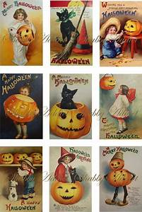 Halloween Store Wuppertal : halloween scrapbook vintage images ephemera paper projects ~ Buech-reservation.com Haus und Dekorationen