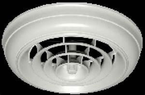 Designer Round Ceiling Diffuser 6 U0026quot