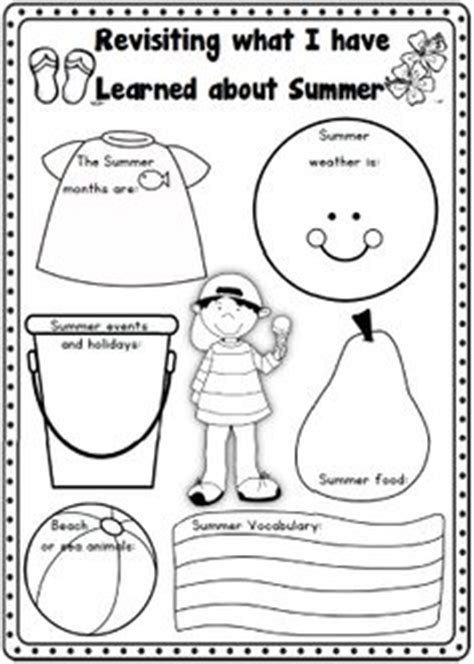 1000+ Images About Summer School On Pinterest  Worksheets, First Grade And Math Worksheets